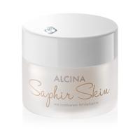 Уход за телом и лицом, крема, лосьоны, ампулы Крем для лица Alcina Saphir Skin. Украшен кристаллом от Swarovski