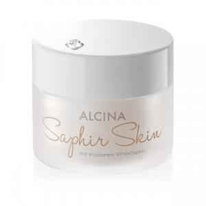 Крем для лица Alcina Saphir Skin. Украшен кристаллом от Swarovski