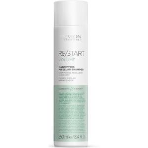 RESTART VOLUME Мицеллярный шампунь для тонких волос MAGNIFYING SHAMPOO 250 мл