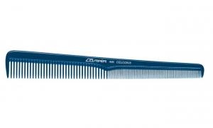 Comair Расческа Blue Profi Line №406 для стрижки умеренный скос