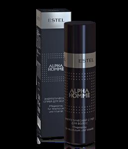 Estel Энергетический спрей для волос ESTEL ALPHA HOMME 100 мл