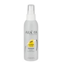 Шугаринг, Депиляция, Парафины Aravia Лосьон против вросших волос с экстрактом лимона 150мл
