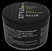 OLLIN Воск для волос нормальной фиксации 50гр
