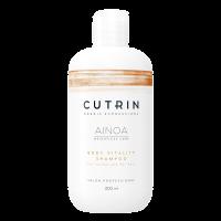 Cutrin AINOA Body Vitality Шампунь для укрепления волос