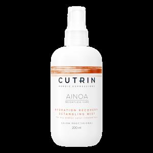 Cutrin AINOA Hydration Recovery Несмываемый спрей-дымка для увлажнения волос 200 мл