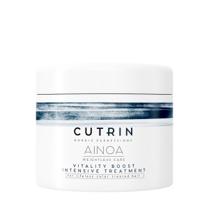 Cutrin AINOA Vitality Boost Маска для сохранения цвета 150 мл