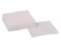 Одноразовая продукция, расходные материалы Салфетки косметические 5*5 спанлейс упаковка 100 штук