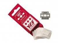 Инструменты для педикюра 6010 Лезвия к педикюрному станку YES (упак.10шт)