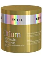 Кондиционеры, бальзамы маски для волос Estel Интенсивная маска для восстановления волос OTIUM MIRACLE REVIVE 300 мл