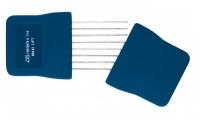 Comair Гребень (Афропик) Blue Profi Line  №714 Африканский