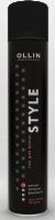 OLLIN Лак для волос ультрасильной фиксации 400мл