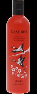 Kamiiro Colour Save Шампунь для поддержания цвета, объёма и восстановления волос 330мл