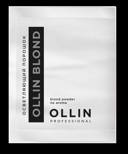 OLLIN BLOND Осветляющий порошок 30гр