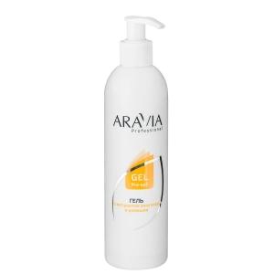 Aravia Гель для обработки кожи перед депиляцией с экстрактами алоэ вера и ромашки 300мл