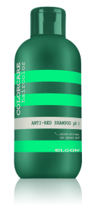 Элгон ColorCare Шампунь анти-красный pH6  300мл