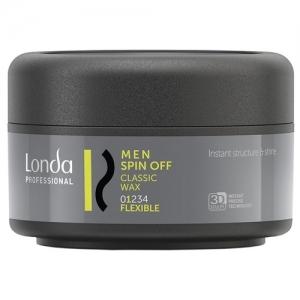 Londa классический воск для волос нормальной фиксации Styling SPIN OFF - 75 мл