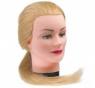 """Голова """"шатенка"""" волосы 50-60см"""