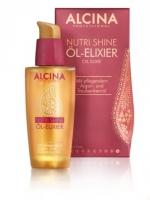 Кондиционеры, бальзамы маски для волос ALCINA Питательное масло-эликсир для волос, 50 мл