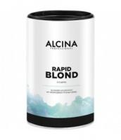 УХОД ЗА ВОЛОСАМИ Rapid blond Порошок обесцвечивающий без образования пыли, 500 г Alcina