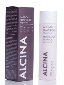 Альцина  Шампунь для восстановления структуры волос (Ухаживающий  Фактор 2)