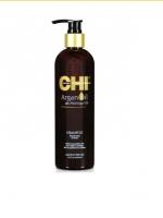 Ухаживающие средства CHI Argan Oil Шампунь безсульфатный 340мл