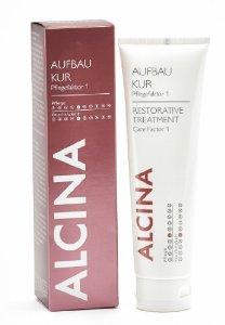 Альцина  Восстанавливающая маска для волос (Ухаживающий фактор 1)