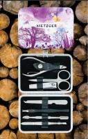 Metzger Маникюрный набор Осень (7 предметов)