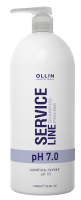 Ухаживающие средства OLLIN SL Шампунь-пилинг pH7.0 1000мл