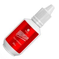 BRONSUN Ремувер для удаления краски с кожи 20мл Dye remover