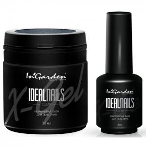 """Основа для гель-лака выравнивающая """"Идеальные ногти"""" flexible base gel """"ideal nails!"""""""
