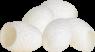 Шелковые коконы для пилинга упаковка 5 шт