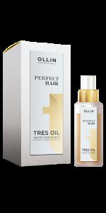 OLLIN Perfect Hair TRES OIL Масло для волос 50мл