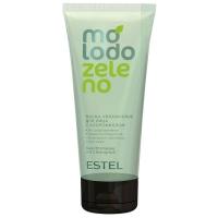Новинки Estel Маска-увлажнение для лица с хлорофиллом Molodo Zeleno 100 мл