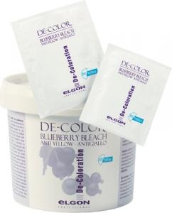 Элгон De-Color Обесцвечивающий порошок супра фиолетовая