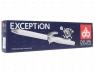 Плойка для волос DEWAL 03-1633T Exception с терморегулятором 33 мм