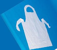 Фартук одноразовый для процедуры окрашивания, упаковка
