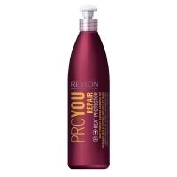 Revlon Professiona серия Pro You Шампунь восстанавливающий для поврежденных волос 350мл