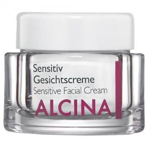 ALCINA крем для чувствительной кожи лица Sensitiv Gesichtscreme - 50 мл