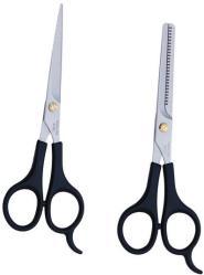 Набор парикмахерских ножниц прямые+филировочные Деваль