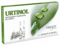 Ампульное лечение волос и кожи головы Ампулы Уртинол URTINOL, упаковка 10 ампул