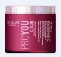 Ухаживающие средства Revlon Professiona серия Pro You Маска для сохранения цвета окрашенных волос 500мл