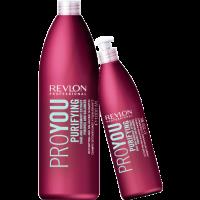 Revlon Professiona серия Pro You Шампунь для очищения,восстановления баланса кожи головы 1000мл