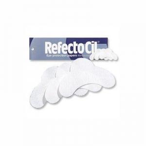 Защитные лепестки для окраски ресниц - 96 шт