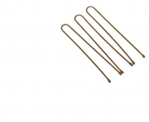 Деваль Шпильки прямые коричн. 45мм/200гр SLT45P-3/200