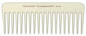 OLIVIA GARDEN Расческа CarboSilk гребень для сухих и влажных волос