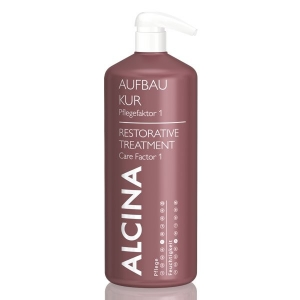 Альцина  Альцина Восстанавливающая маска для волос (Ухаживающий фактор 1) 1250мл