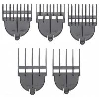 Насадки, ножи к машинкам для стрижки волос Набор насадок для Oster Artisan, Oster Obaby комплект (5 штук)