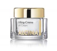 Антивозрастная косметика ALCINA лифтинг крем LIFTING-CREME новая отдушка 50 мл