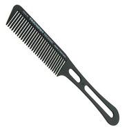 Триумф расческа для мужских стрижек черная 7643/97
