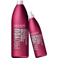 Revlon Professiona серия Pro You Шампунь для очищения,восстановления баланса кожи головы 350мл